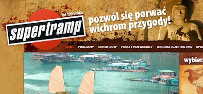 Supertramp - pozwól się porwać wichrom przygody