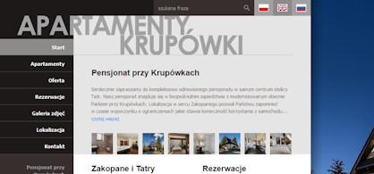 Apartamenty Krupówki